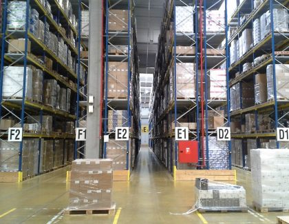 Geodis and Delta Drone confirm development of a new warehouse inventory solution utilising drones