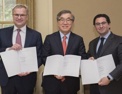 MSC, Maersk Line and HMM to cooperate on East-West trades