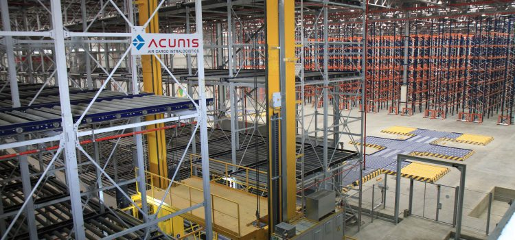 ACUNIS to showcase air cargo intralogistics solutions at inter airport Europe