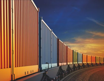 CML welcomes its first rail freight delivery into the UK from China