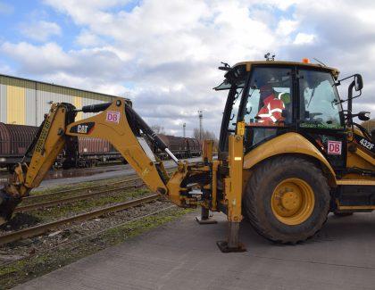 Ground-breaking start as building work starts on £6million logistics centre