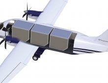 New large-utility Cessna SkyCourier unveiled by Textron Aviation