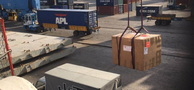 Maltese freight forwarder WEL delivers in record time