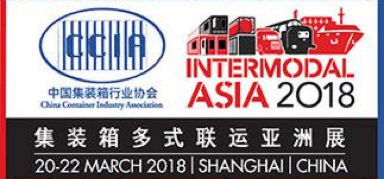 Smart Shipping Focus at Intermodal Asia 2018