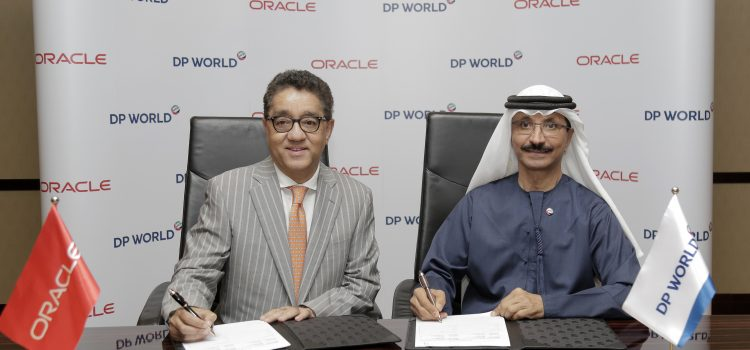 DP World builds digital capability through Oracle Cloud apps