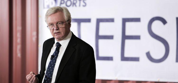 Brexit Secretary visits Tees Valley for landmark EU transition speech