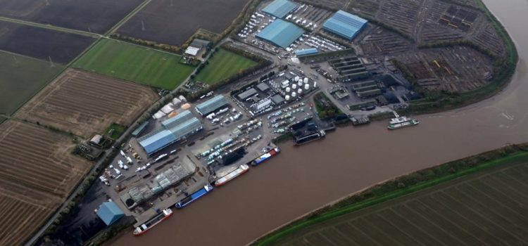 Five year deal signed between steel trader and PD Ports
