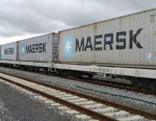 Maersk delivers new block train solution on Standard Gauge Railway