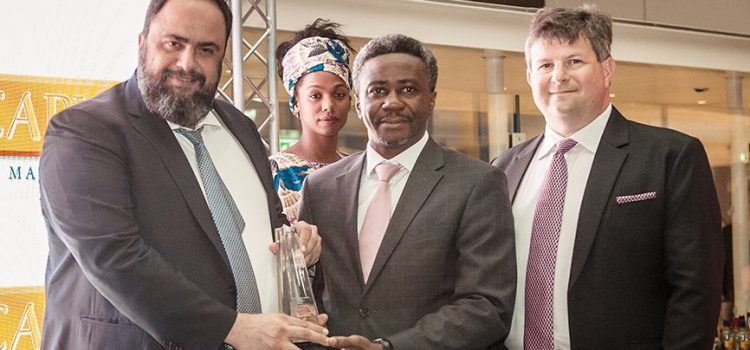 Liberia honours Greek shipping partners as it celebrates 70th anniversary