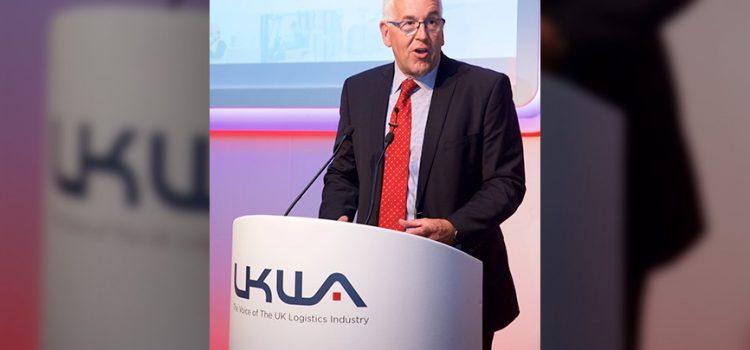 "Logistics sector facing a ""perfect storm"" says UKWA CEO"