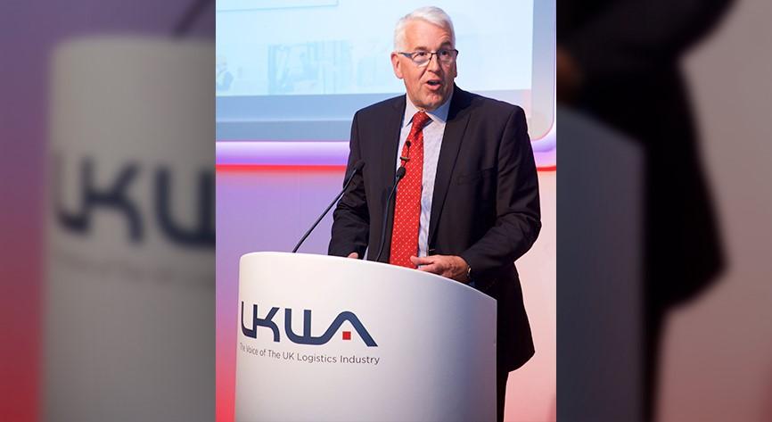 Peter Ward, UKWA CEO