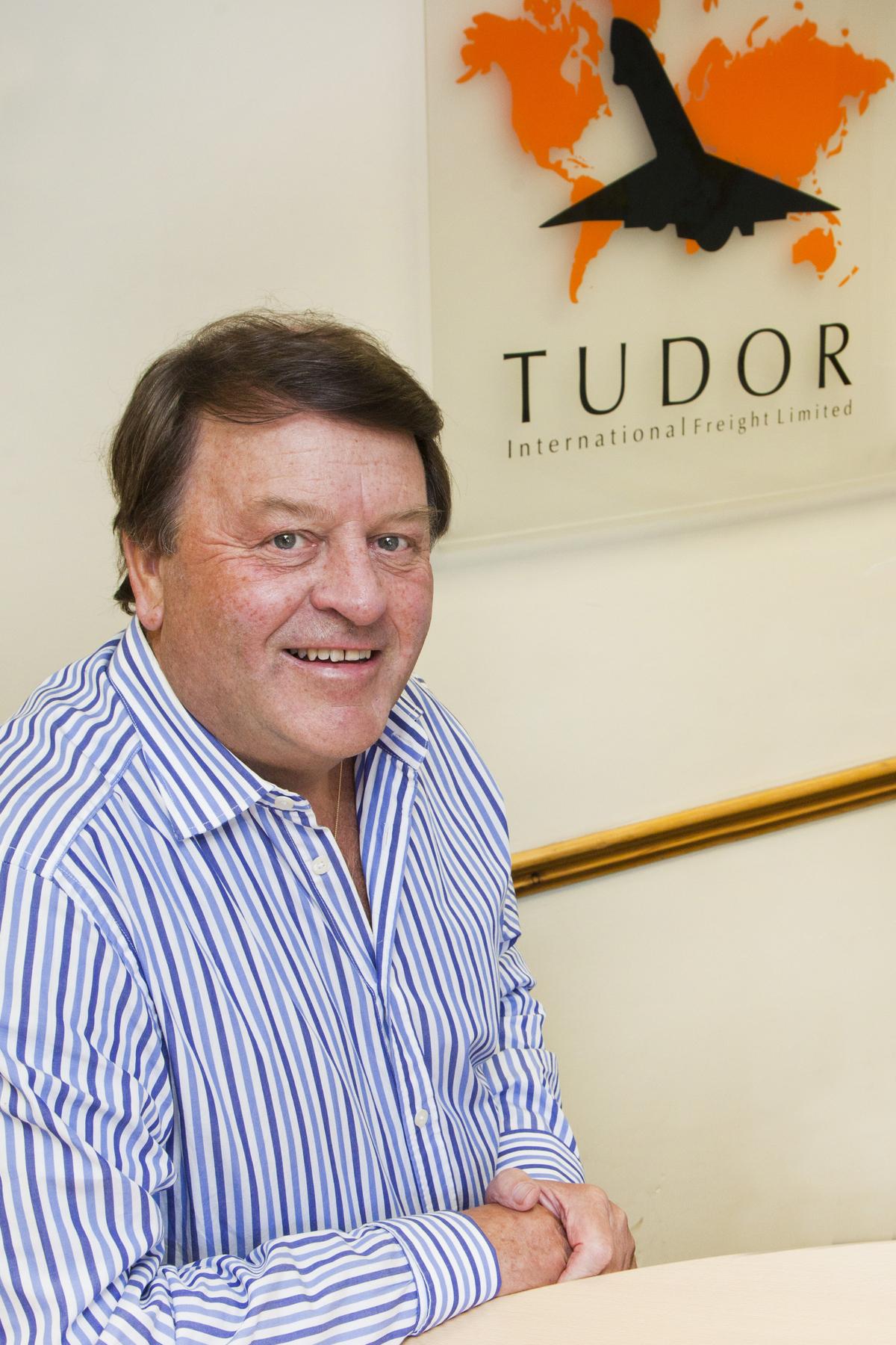 David Johnson, managing director, Tudor International Freight