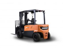 Doosan launches rugged electric B45X-7 Series