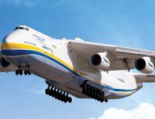 Antonov Airlines transports mining equipment to Gabon for Bolloré Logistics