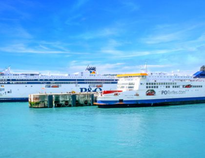 Acquisition of P&O Ferries