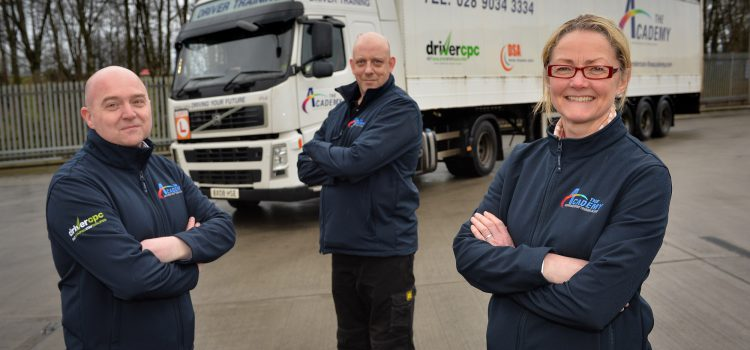 RTITB Instructor Academy boosts LGV driver training for Northern Ireland grocery giant Henderson Group