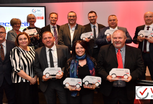 'Best of the Best' van operators and drivers recognised at FTA's Van Excellence Awards