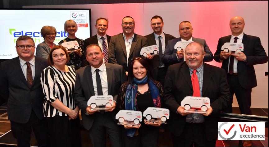 Van Excellence Awards winners.jpg