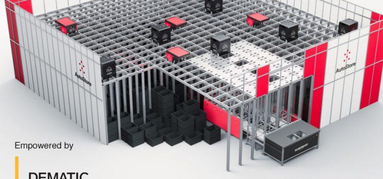 Dematic widens portfolio with AutoStore's Black Line technology