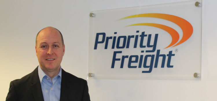 New Head of Group Projects for logistics leader Priority Freight