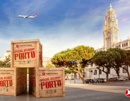 Turkish Cargo launches new cargo flights to Porto