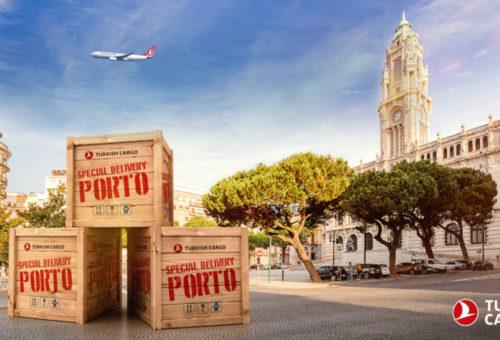Turkish Cargo launches new cargo flights to Porto