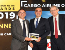 Turkish Cargo awarded with the prestigious 'Cargo Airline of the Year 2019' prize by the global logistics industry