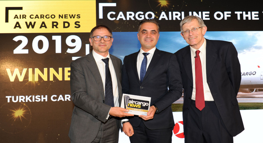 Turkish Aur Cargo Awards