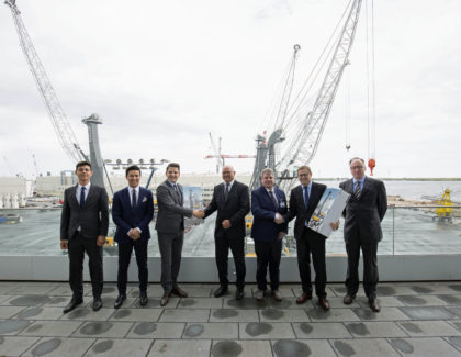 New opportunities opening up for Port Esbjerg