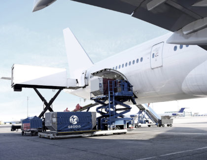 Geodis opens airside freight handling gateway at Schiphol