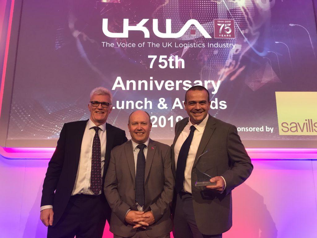 The Innovation Award At The UKWA 2019