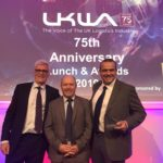 PALLITE PIX wins the innovation award at the UKWA 2019 Awards