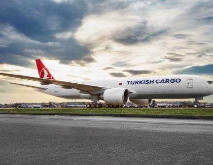 Turkish Cargo maintains its steady growth