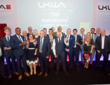 UKWA recognises the best of the UK's logistics industry