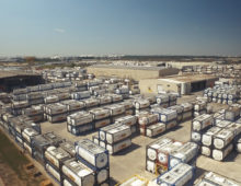 Stolt Tank Containers invests in depot expansion at Houston, US increasing storage capacity by 40%