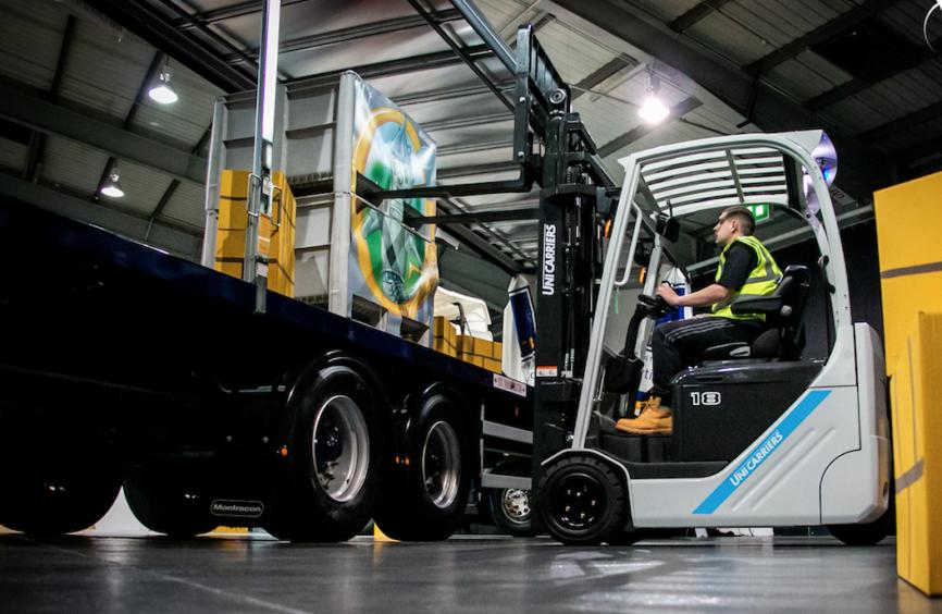 2019 Forklift Operator Challenge
