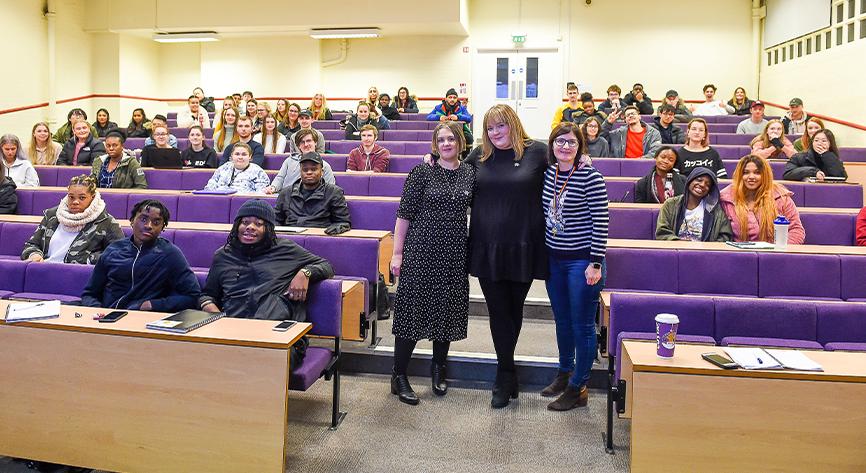De Montfort University Students