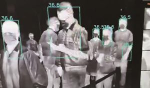 thermal and HD optical camera