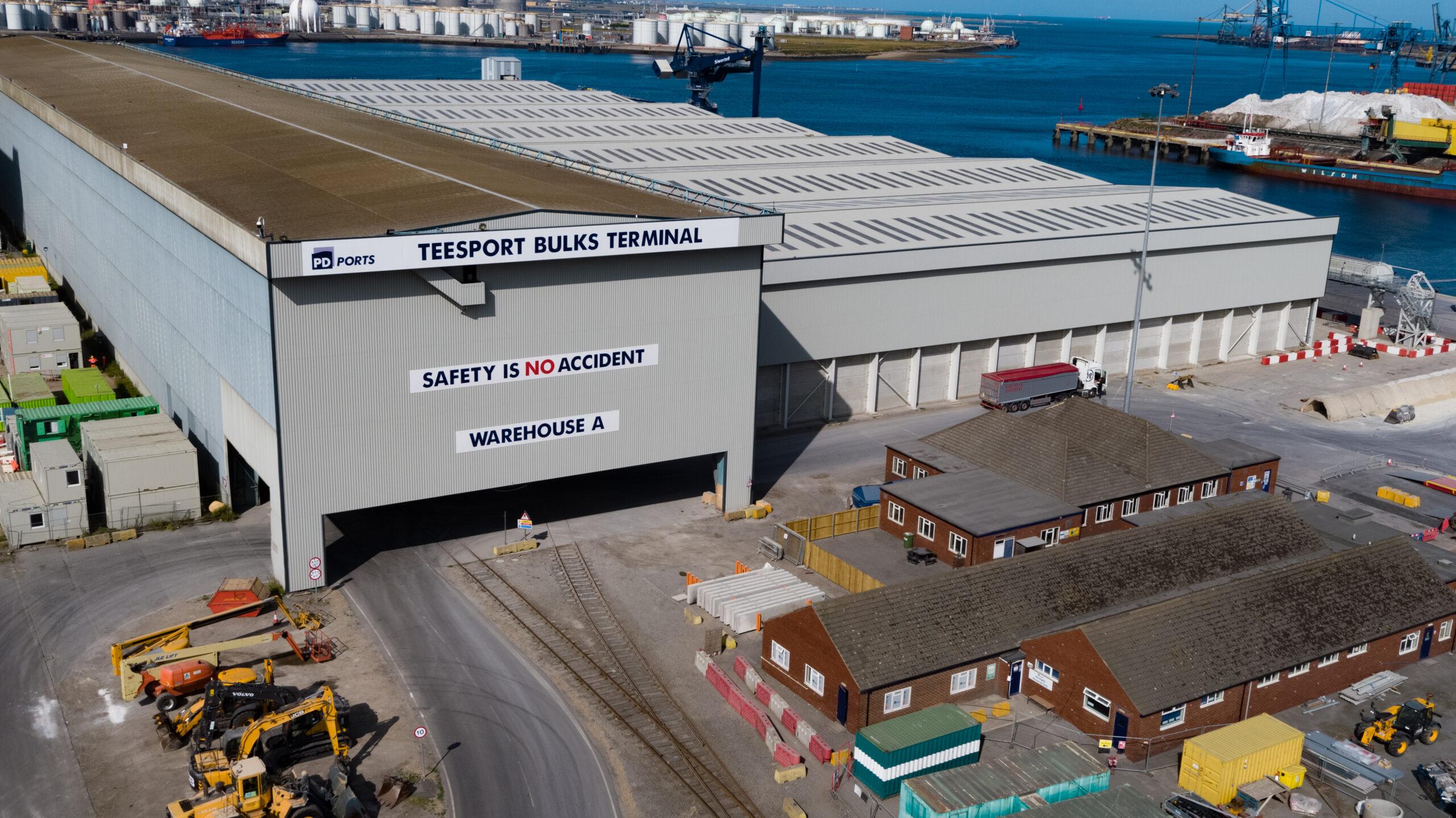 PD Ports celebrates 60% increase in bulk cargo volumes