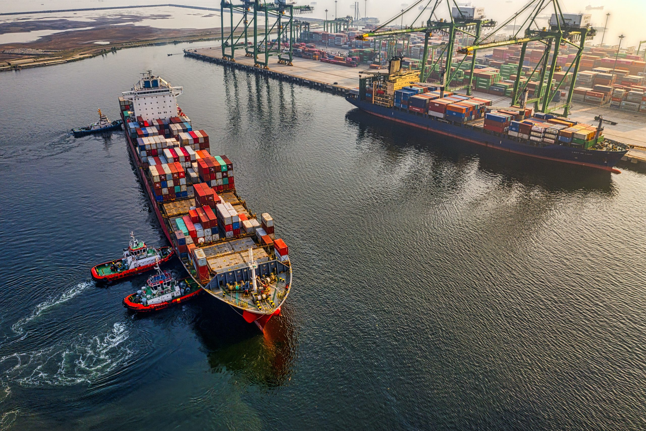 DP World's freight-rate marketplace soars by 1759%